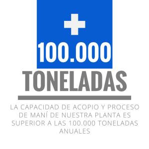 100.000 mil toneladas