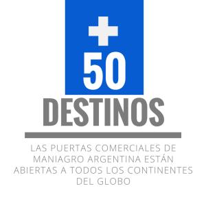 50 destinos